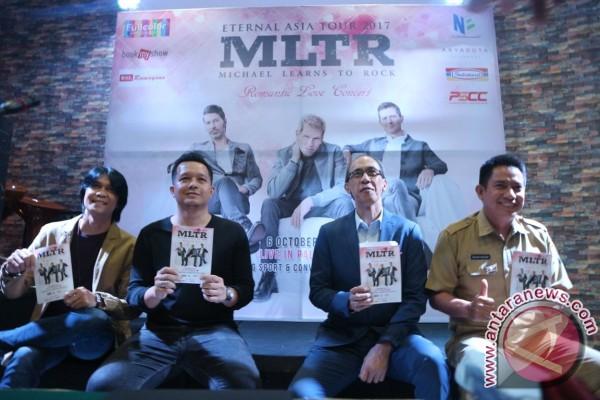 Band legendaris MLTR akan konser di Palembang
