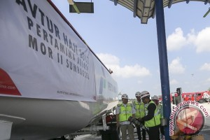 Pasokan Avtur Musim Haji 2017