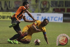 Perseru Serui Tahan Imbang Sriwijaya FC