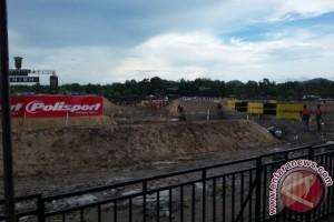 Menpora ingin patenkan sirkuit Motocross Pangkalpinang