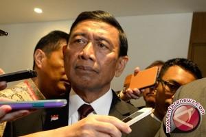 Wiranto: 500 senjata untuk pendidikan intelijen