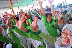 Orang tua berperan mengembangkan kecerdasan spiritual