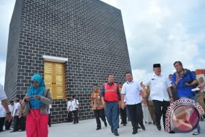 Kawasan Embarkasi Palembang miliki Kabah seukuran aslinya