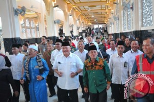 Hotel bernuansa Islami akan hadir di asrama haji