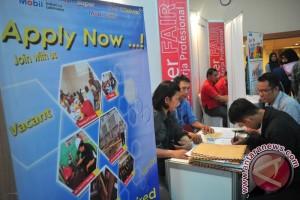 Pencari Kerja Kota Palembang