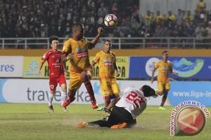 Sriwijaya FC Lawan Semen Padang FC