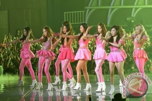 "Personel SNSD tetap pentas ""Countdown"" Asian Games"