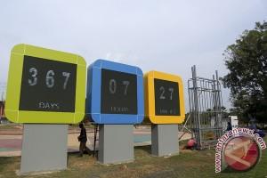 Layar Hitung Mundur Asian Games