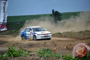 Ryan Nirwan Juarai Kejurnas Speed Rally