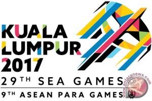 Kontingen Indonesia peringkat lima SEA Games