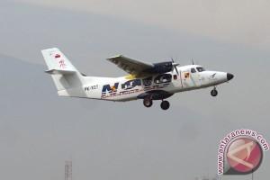 Pesawat Twin Otter ditembak orang tidak dikenal