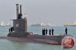 Kapal selam TNI dikirim dari Korea