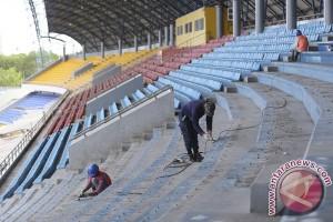 Tim INASGOC tinjau kompleks olahraga Jakabaring Palembang