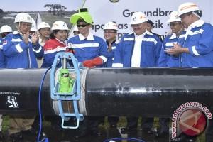 ESDM fokuskan jaringan gas pada daerah penghasil