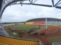 Pengerukan Rumput Stadion GSJ