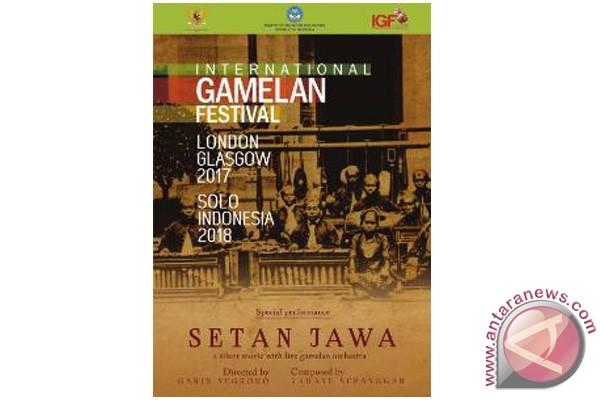 Indonesia gelar festival gamelan di Inggris