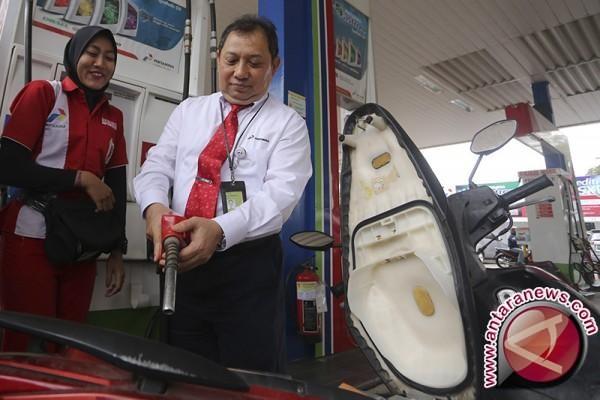 Pertamina apresiasi pelanggan pertamax di Palembang