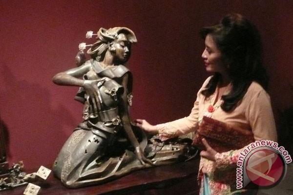 Seni patung digital diperkenalkan di galeri nasional