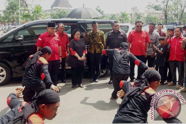 Rapat PDIP di Palembang berlangsung tertutup