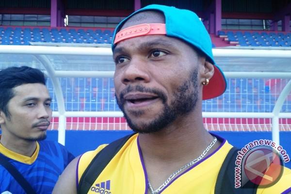 Hilton Moreira minta dukungan suporter Sriwijaya FC