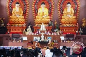 Umat Budha Cianjur kutuk keras tragedi Rohingya