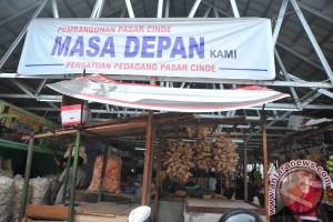 Revitalisasi Pasar Cinde Palembang