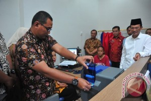 Pemkot Palembang maksimalkan pencetakan KTP-e di Kecamatan