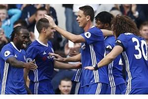 Chelsea bermain imbang tanpa gol dengan Arsenal