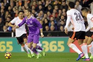 Hasil pertandingan dan klasemen Liga Spanyol
