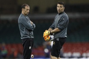 Buffon masuk skuad Italia untuk pertandingan persahabatan