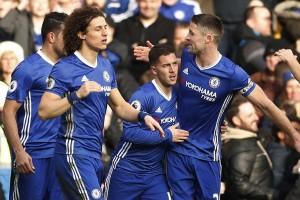 Chelsea menang besar 6-0 atas Qarabag