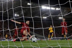 Roma bermain imbang tanpa gol dengan Atletico