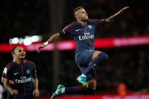 Neymar Bawa PSG di Puncak Klasemen Liga Prancis