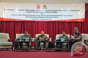 Seminar Solusi Pencegahan Karhutla