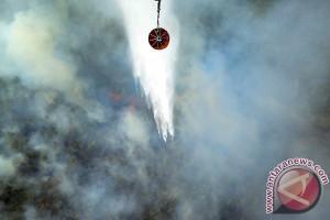 Pencegahan kebakaran hutan di daerah sulit dijangkau