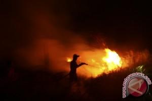 Polisi tetapkan satu tersangka kebakaran sumur minyak ilegal