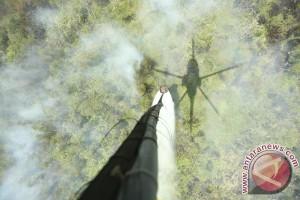 Riau minta bantuan Heli dan hujan buatan mencegah kebakaran