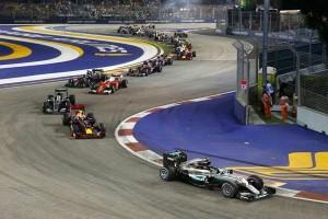 Hasil kualifikasi Grand Prix formula 1 Singapura