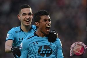Gol Paulinho selamatkan Barca saat hadapi Getafe