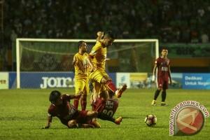Sriwijaya FC dikalahkan Madura United 3-0