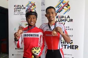 Dua medali untuk Indonesia di hari pertama ASEAN Para Games