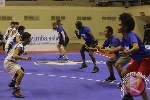 NBA bina pelatih basket dan pelajar Sumsel