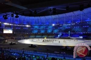 Klasemen perolehan medali sementara ASEAN para games