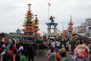 """Festival tabut dukung """"visit Wonderful Bengkulu 2020"""""""
