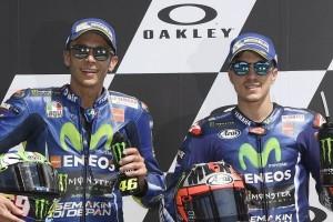 Rossi sukses menjalani pemeriksaan medis di Sirkuit Aragon