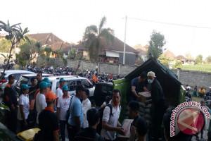 Korban banjir Pekanbaru mulai diserang penyakit