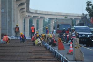 Reformasi pembangunan infrastruktur berjalan terus