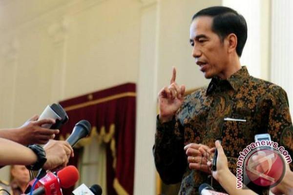 Jokowi: Isu Di Medsos Jangan