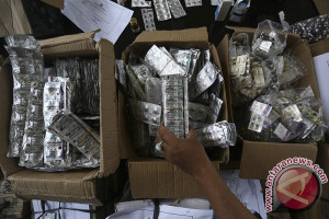 BBPOM Palembang musnahkan ribuan obat