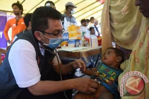 Empat hari bersama Rohingya di Bangladesh dalam lensa